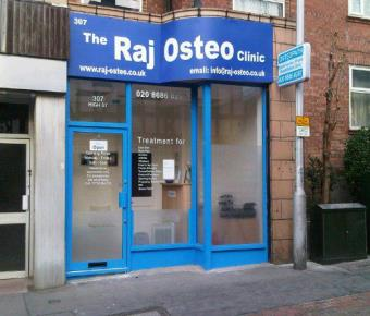 The Raj Osteo Clinic