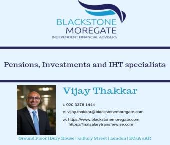 Blackstone Moregate Ltd