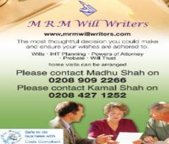 M R M Will Writers
