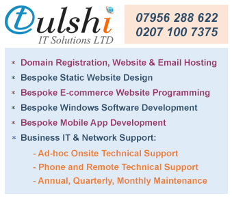 Tulshi IT Solutions Ltd.